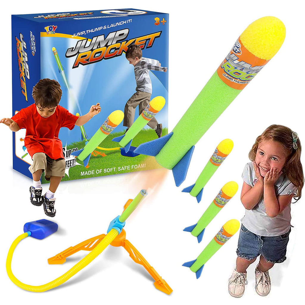 Toy Rocket Launchers