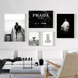 FASHION SURF POSTER