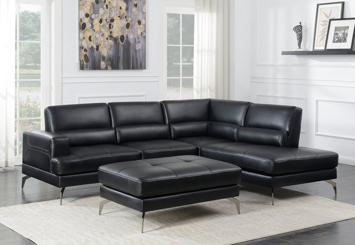 CYLON - SLEEK MODERN SECTIONAL WITH ADJUSTABLE SEATING