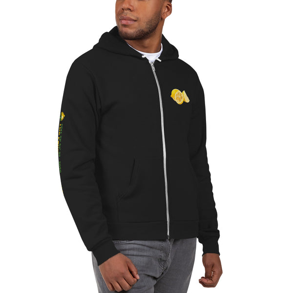 The Lemonade Conference Zip-front Hoodie