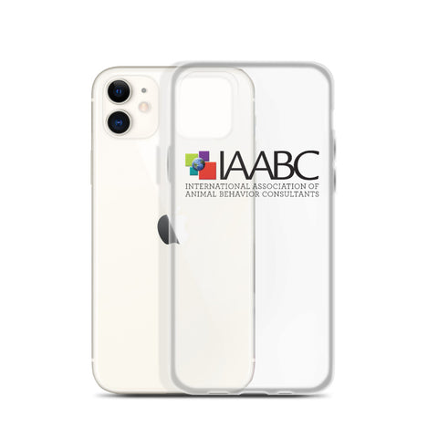 iPhone 11 Series Case Black Logo
