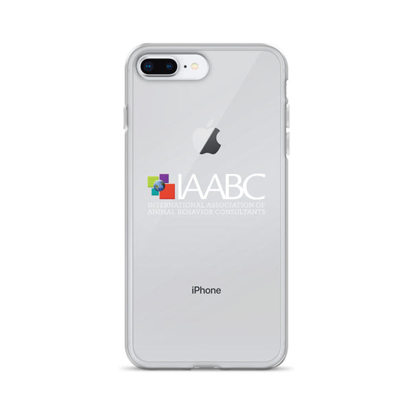 iPhone Case White Logo