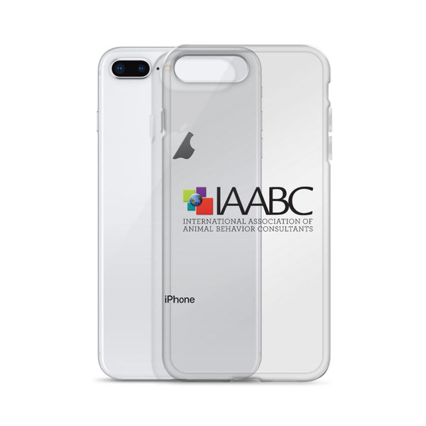 iPhone Case Black Logo