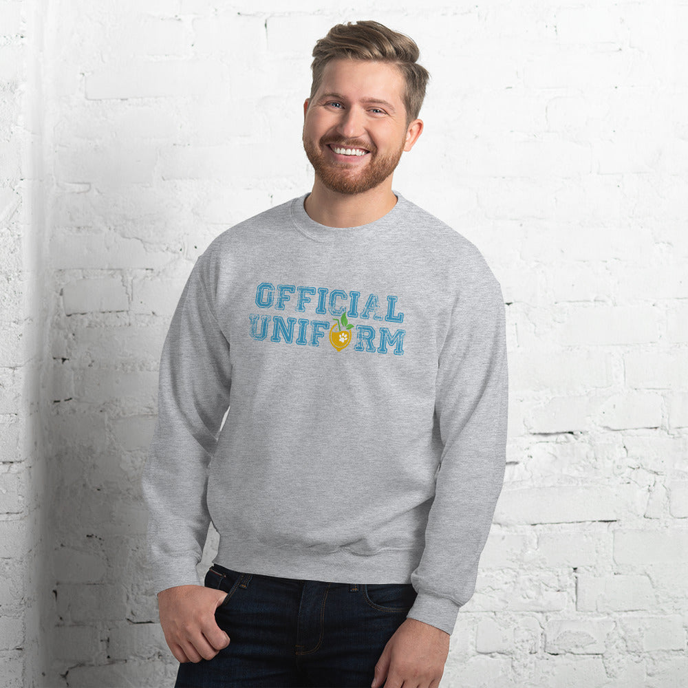 Lemonade Conference Uniform Crew Sweatshirt