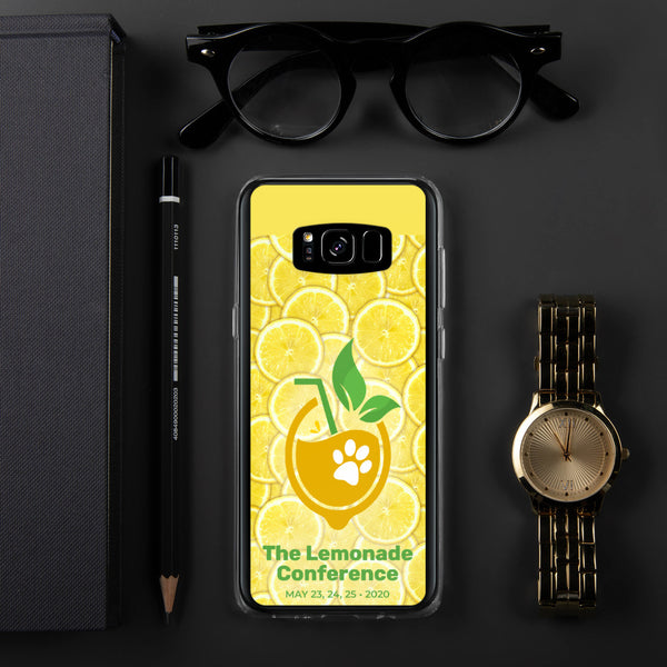 Very Lemony Samsung Case
