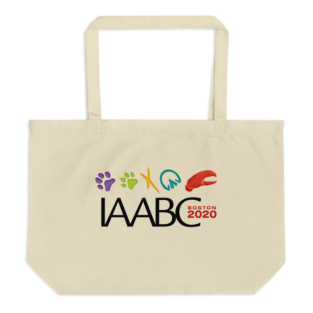 Boston 2020 Conference Jumbo Eco Tote
