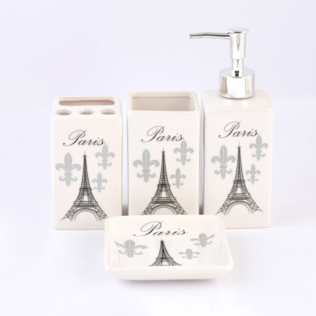 Paris Bath Set