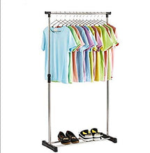 Load image into Gallery viewer, Telescopic Stainless Steel Clothes Hanger