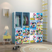 Load image into Gallery viewer, 16 Cube Cabinet - Mickey