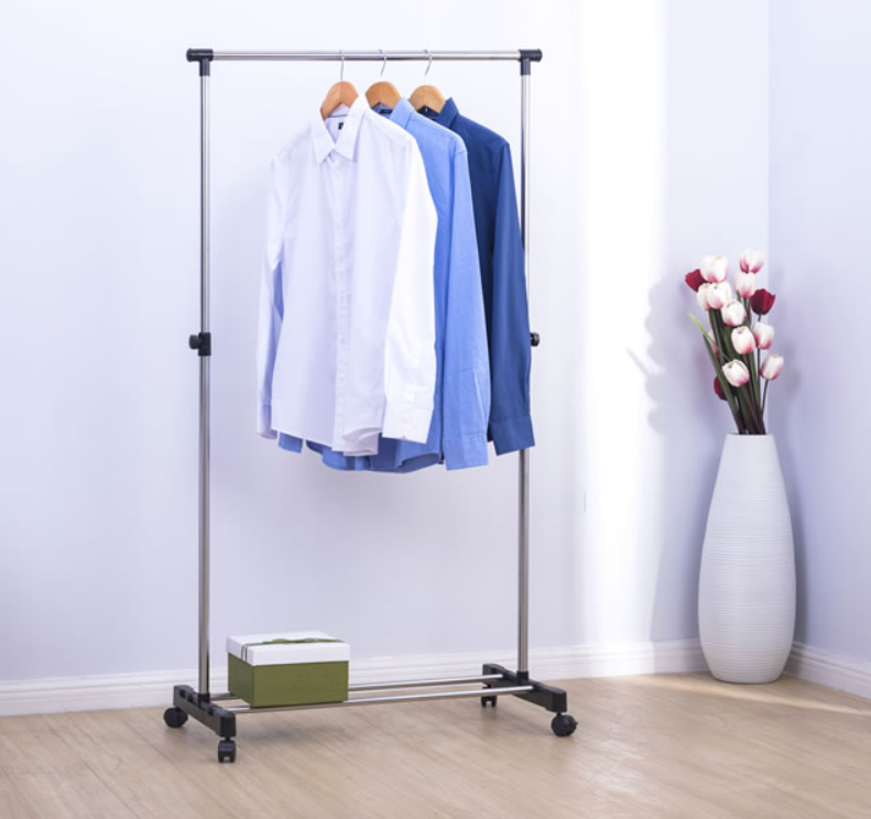 Telescopic Stainless Steel Clothes Hanger