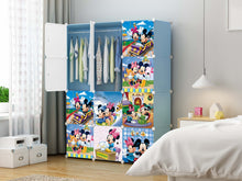 Load image into Gallery viewer, 12 Cube Cabinet - Mickey