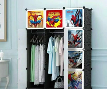 Load image into Gallery viewer, 12 Cube Cabinet - Spiderman