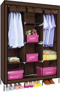 Multipurpose Fabric Wardrobe