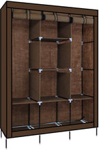Load image into Gallery viewer, Multipurpose Fabric Wardrobe
