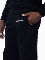Load image into Gallery viewer, Black Sweatpants