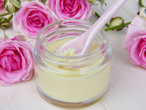 Easy Homemade Body Butter with Macadamia Nut Oil