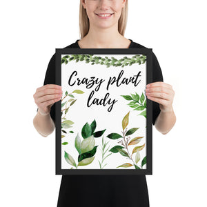 Crazy Plant Lady Quote