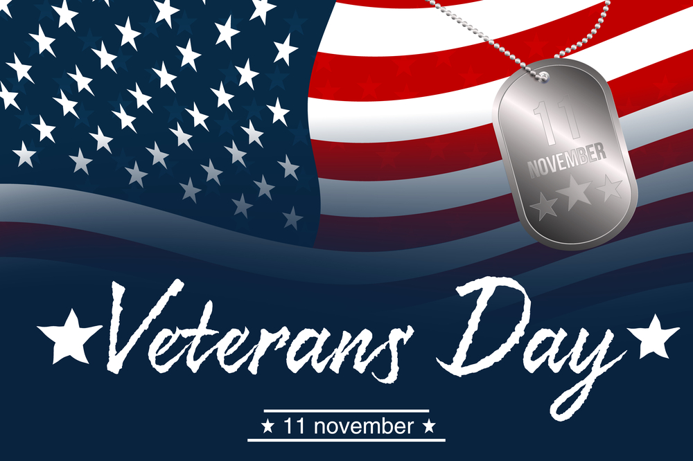 Veterans Day - All Year Long