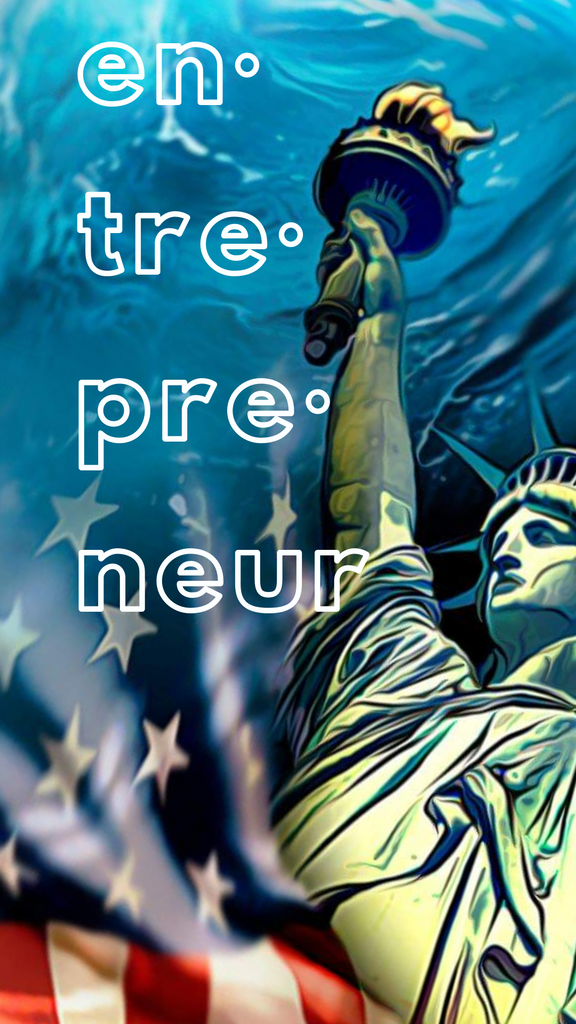Liberty Entrepreneur Cell Phone Wallpaper