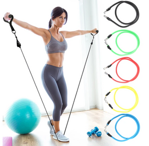 11 Piece Ultimate Resistance Bands Set | Ultimate Fitness Bands