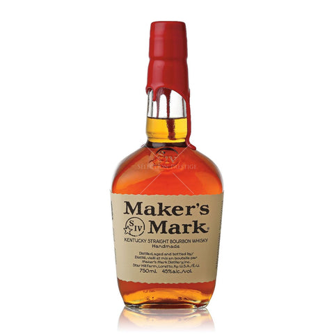 Maker's Mark Kentucky Straight Bourbon Whisky 700ml