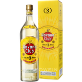 Havana Club 3 Years Old Rum 700ml