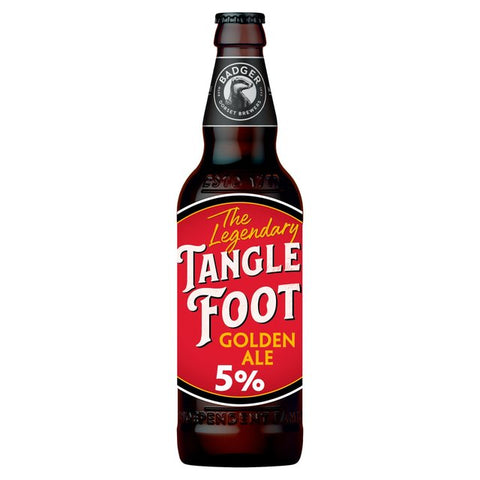 Badger Tangle Foot Ale 500ml x8