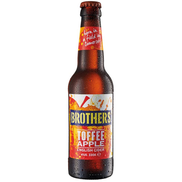 Brothers Cider Toffee Apple 330ml