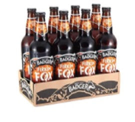 Badger Firkin Fox Ale 500ml Pack of 8