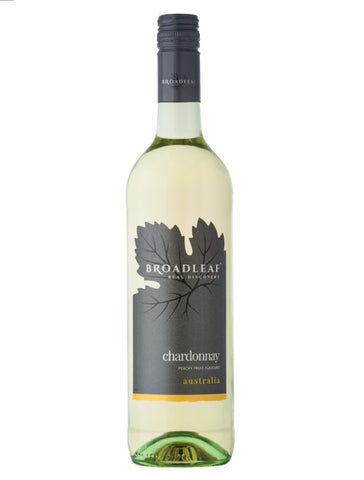 Broadleaf 2018 Chardonnay AUS 750ml x6