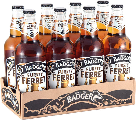 Badger Fursty Ferret Ale 500ml