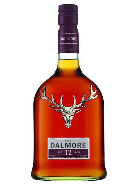 Dalmore 12 years old Single Malt Scotch Whisky 700ml