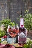 Warner's Raspberry & Hedgerow Fruits Gin 70cl