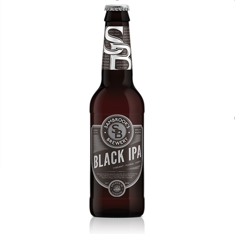 Sambrooks Black IPA 330ml x24