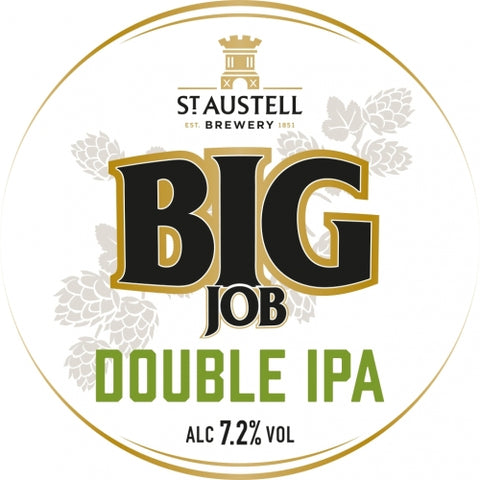 St. Austell Big Job IPA 30L Keg