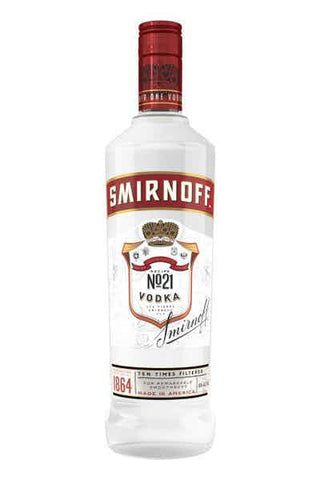 Smirnoff No.21 Vodka 750ml