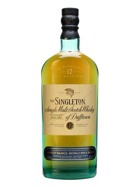 Singleton of Dufftown 12 Year Old Speyside Single Malt Scotch Whisky 700ml