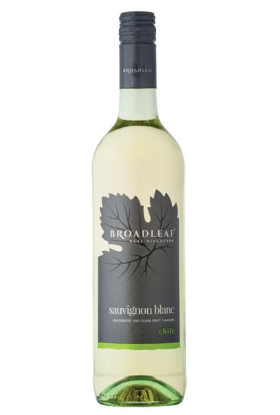 Broadleaf 2018 Sauvignon Blanc Chile 750ml x6