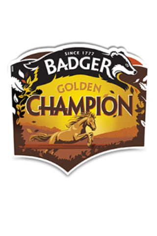 Badger Golden Champion 20L Key Keg