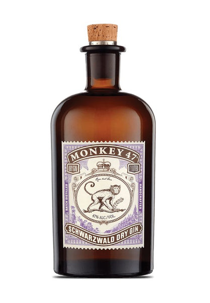 Monkey 47 Dry Gin 500ml