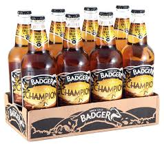 Badger Golden Champion 500ml
