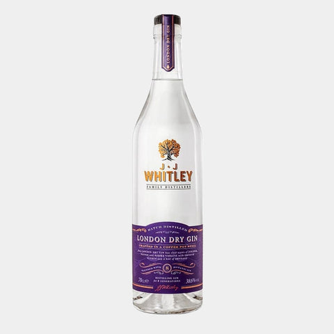 J.J Whitley London Dry Gin 700ml