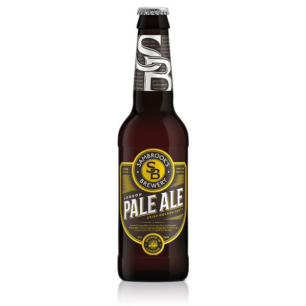 Sambrooks London Pale Ale 330ml x24