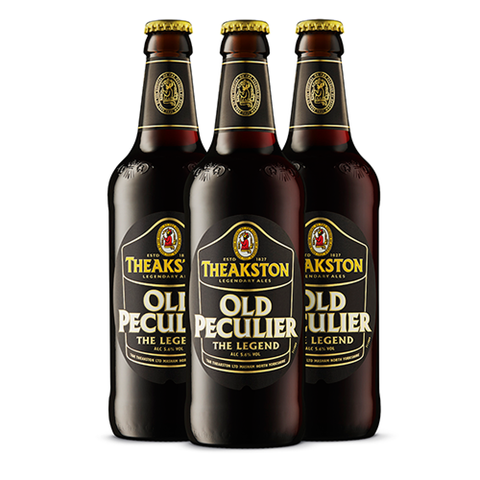 Theakston Old Peculier 500ml x8