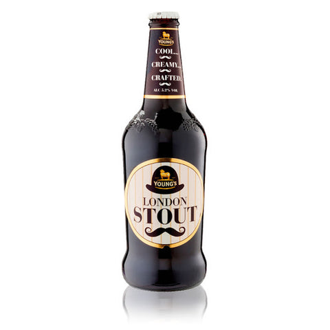Young's London Stout 500ml