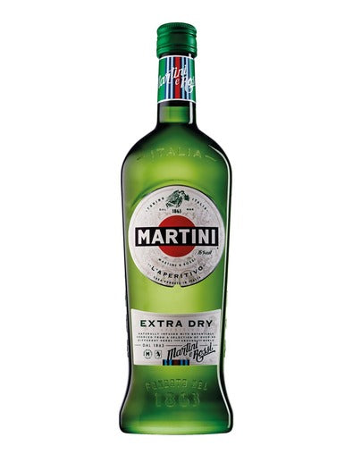 Martini Extra Dry Vermouth 1L