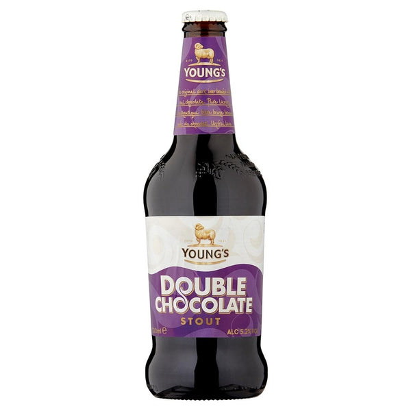 Youngs Double Chocolate Stout 330ml x24