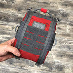 Vanquest 5x8 in RED - POUCH ONLY