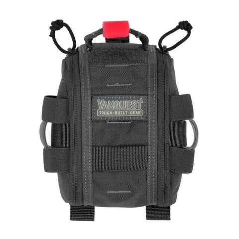 Vanquest 5x8 in BLACK - POUCH ONLY