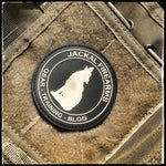 Rubber Patches - Jackal Logo / Bleeding Control